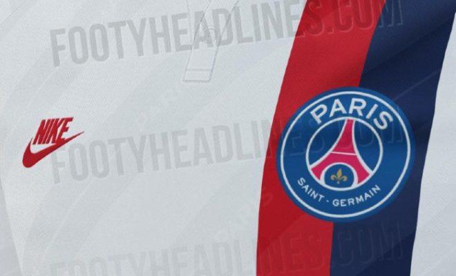 PSG 3eme Maillot Nike ligue des Champions 2019-2020