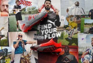 Puma Football dévoile l'Anthem Pack qui s'inspire de l'univers de la Musique