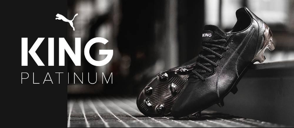 PUMA KING Platinum - Foot inside