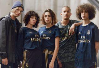 Real Madrid : le nouveau maillot extérieur dévoilé