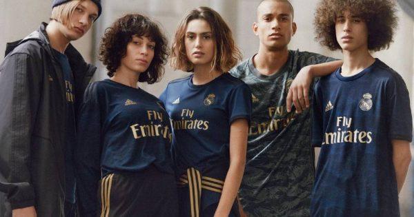 Real Madrid maillot away 2019-2020