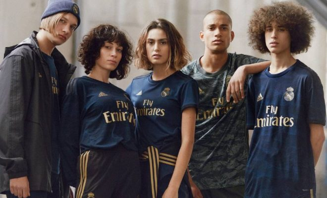 Real Madrid maillot away 2019-2020