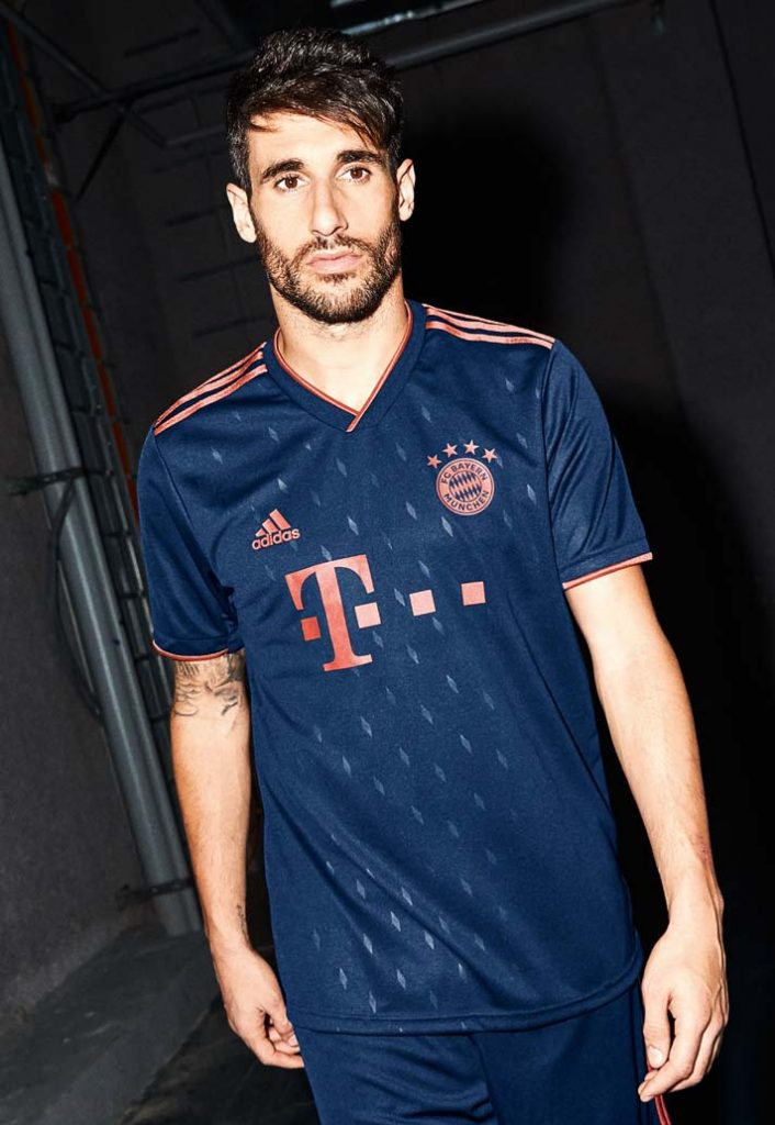 3eme Maillot Bayern Munich 2019-20