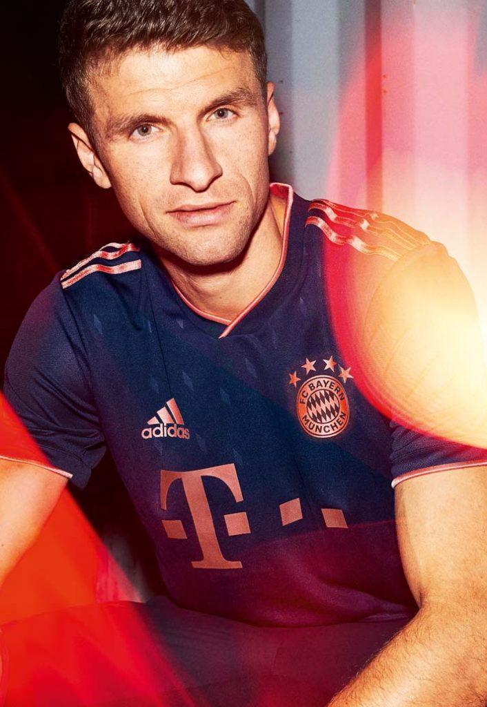 3eme Maillot Bayern Munich 2019-2020