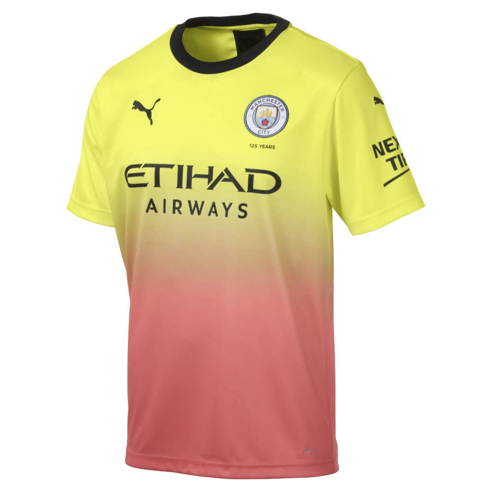 3eme maillot Manchester City 2020