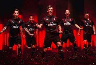 Puma lance le troisième maillot du Milan AC 2019.20