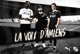 Amiens SC et Puma dévoilent les nouveaux maillots 2019-2020