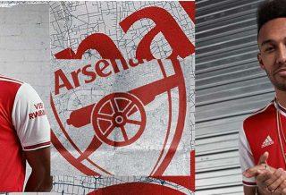 Arsenal : le nouveau maillot domicile 2019-2020 dévoilé par adidas
