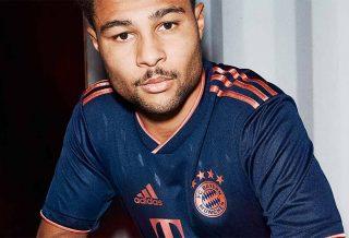 Le Bayern Munich dévoile son 3ème Maillot 2019-2020