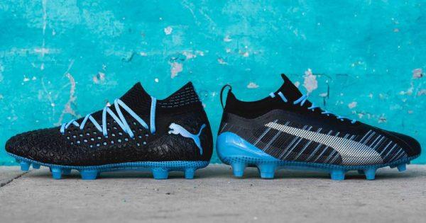 chaussure de foot Puma City pack