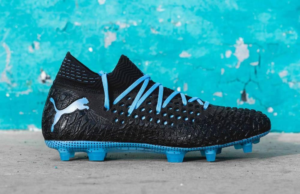 chaussure de foot Puma Future City pack Manchester City