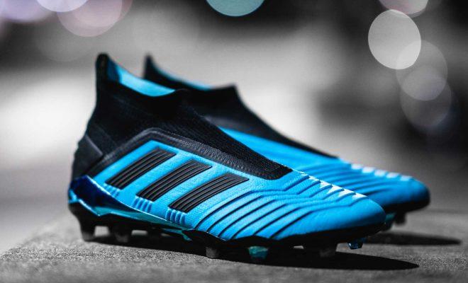 chaussure foot adidas-predator19 hardwired-pack