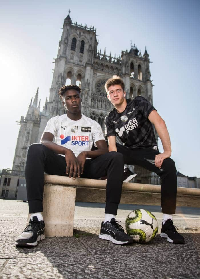 Maillot Amiens 2019-2020