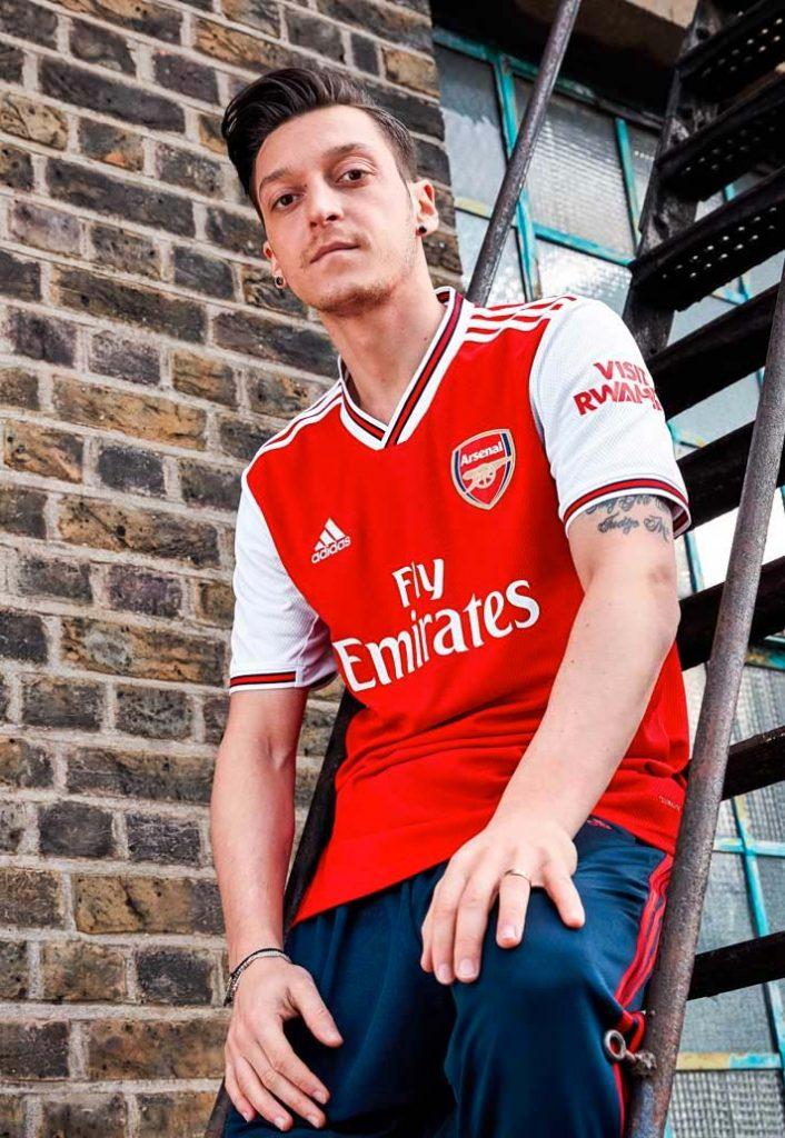 Maillot-de-Foot-Arsenal-Domicile-2019-2020