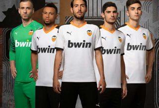 FC Valence, les maillots 2019-2020 dévoilés par Puma