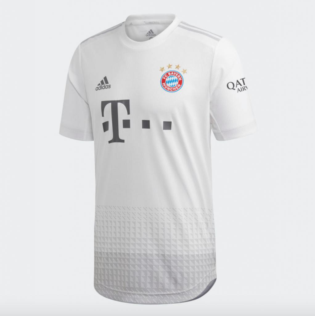 maillot-exterieur-bayern-munich-2019-2020