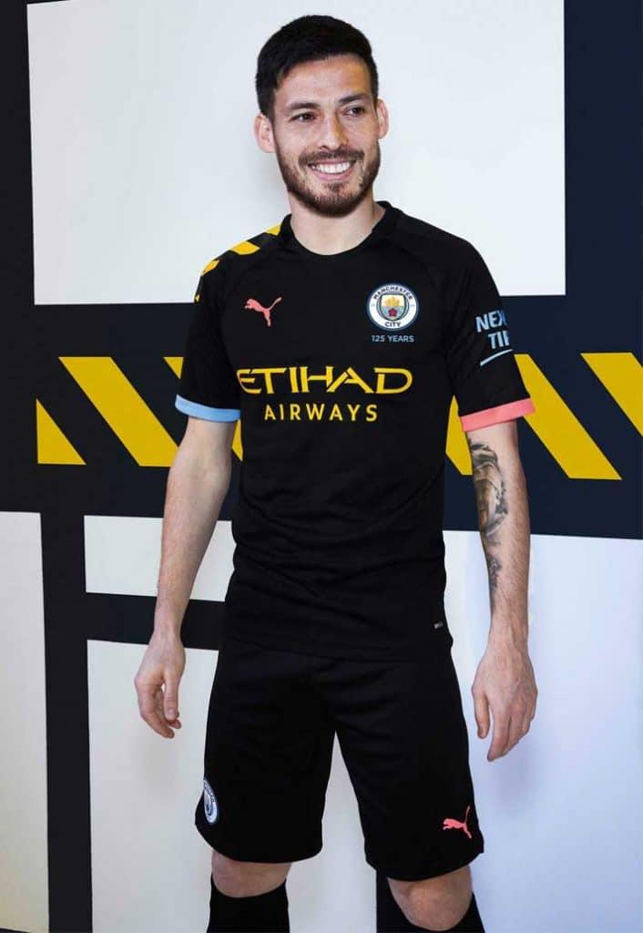 Le maillot extérieur de Manchester City 2019-2020
