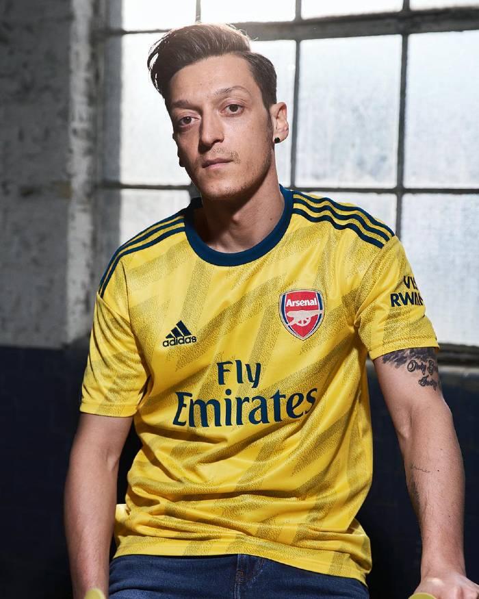 Nouveau maillot Exterieur Arsenal 2019-2020