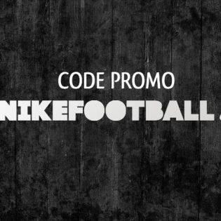 Soldes Nike Football : -20% en plus avec un nouveau Code Promo