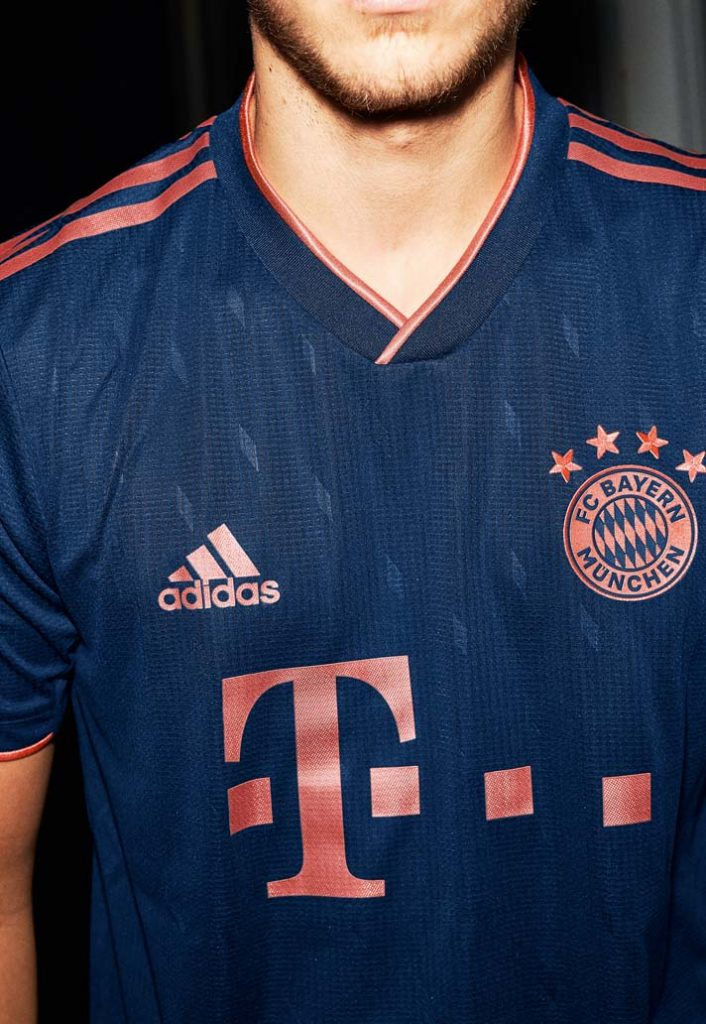troisieme Maillot Bayern Munich 2019-20