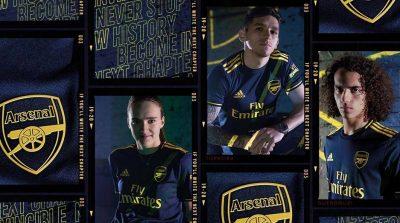 arsenal-maillot-third-2019-2020