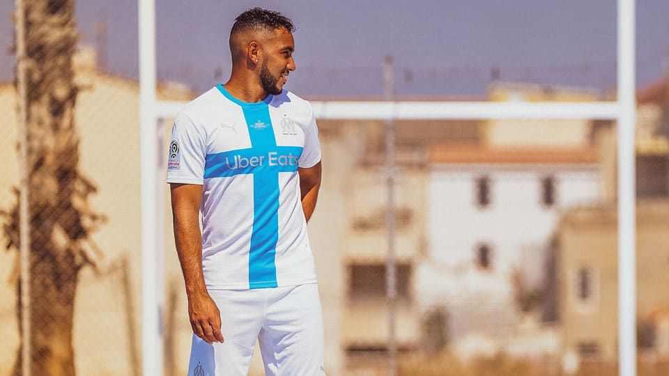Maillot OM Marseille 120 Ans