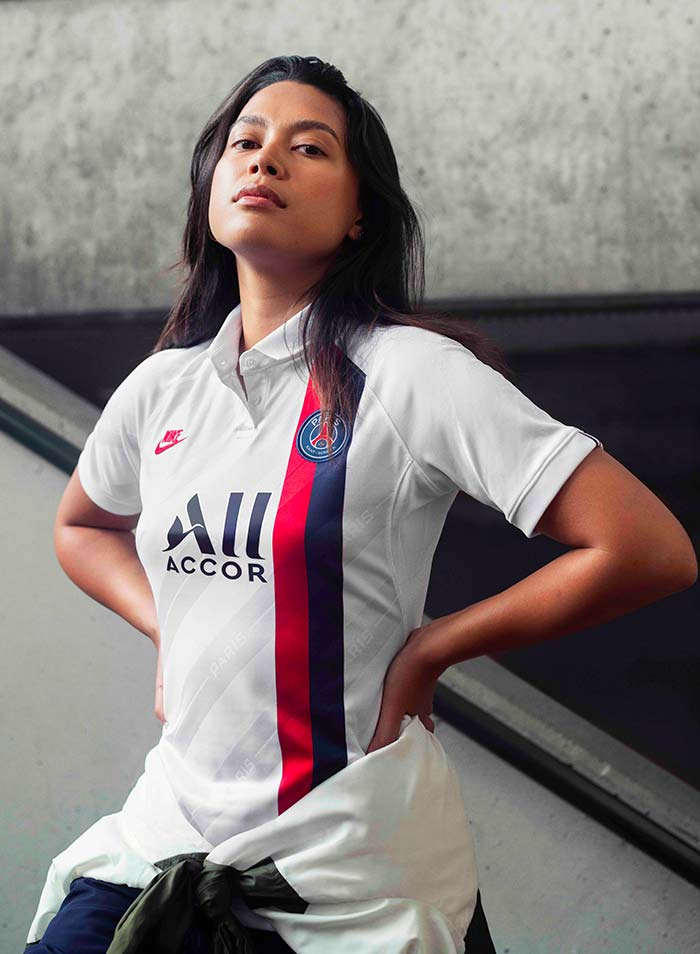 3ème maillot du Paris Saint-Germain