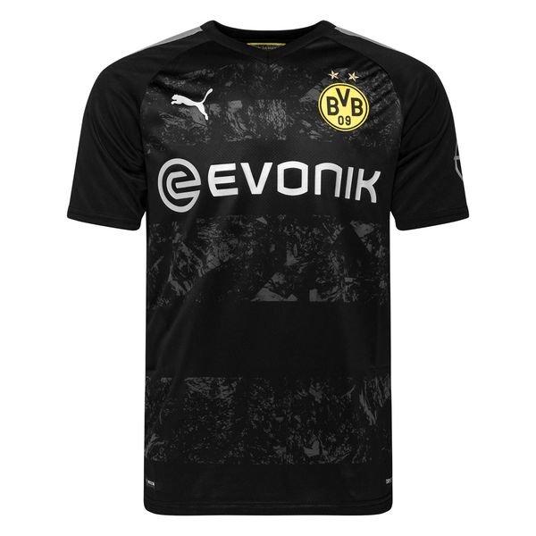 Top 10 Borussia Dortmund maillot extérieur 2020