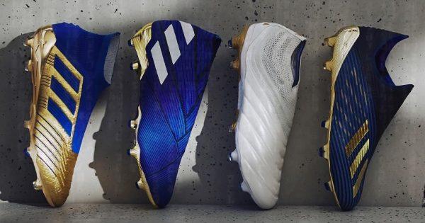 chaussure de foot adidas Input Code pack
