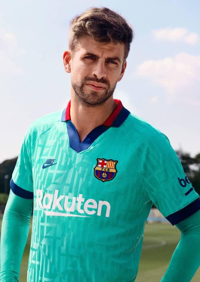 FC Barcelona Third Kit 2019-20