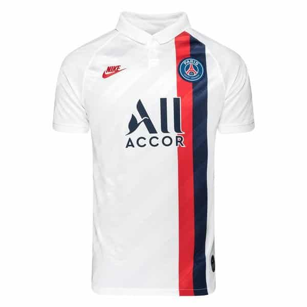 Top 1 maillot third Paris Sait-Germain PSG 2020