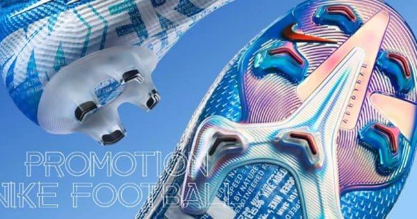 Promotion Nike Football Septembre 2019