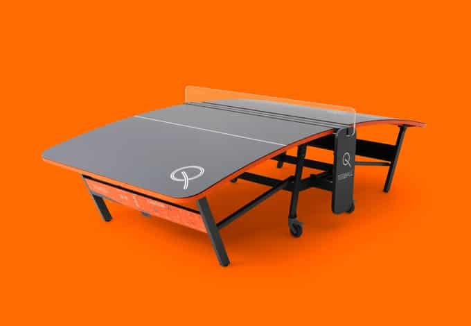 Teqball Table