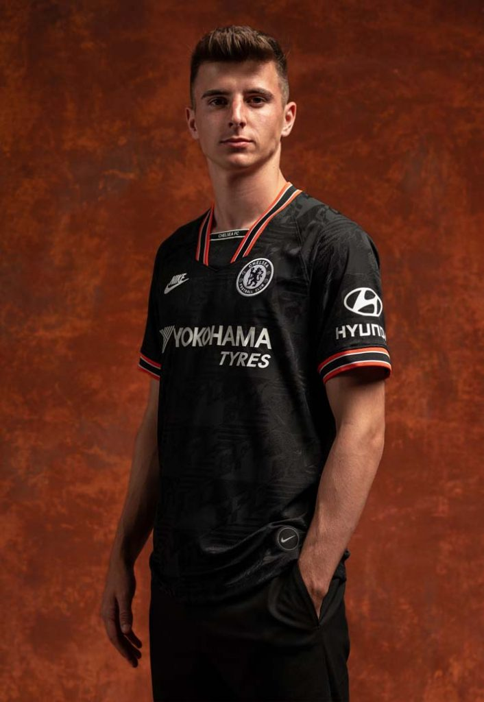 Third Kit Chelsea FC 2020