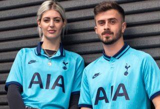 Tottenham dévoile son 3ème maillot de foot saison 2019-2020