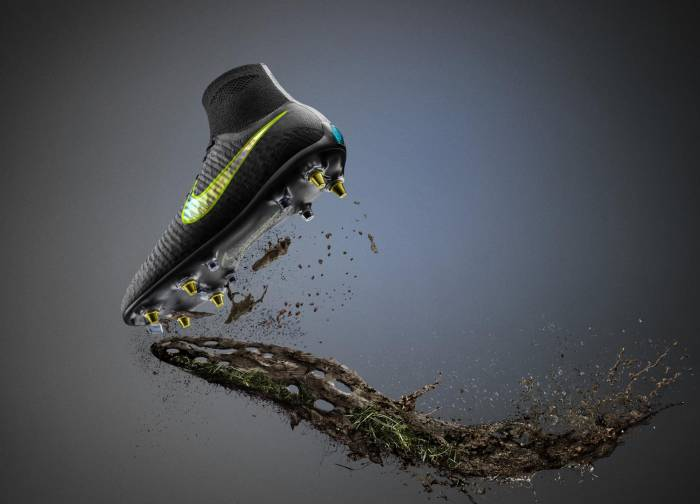 chaussure de foot Nike - technologie Anti-Clog