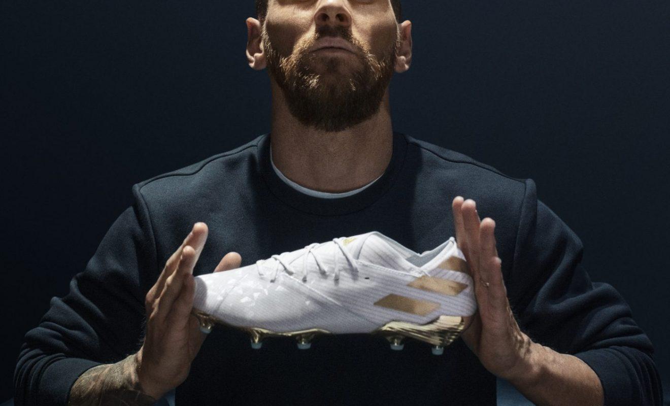 adidas dévoile une chaussure Nemeziz