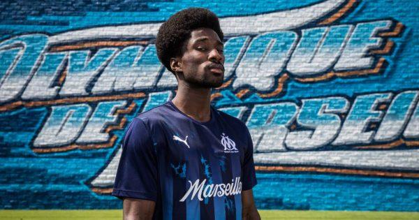 Maillot de Foot Olympique de Marseille Lifestyle Puma