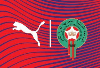 Puma est le nouvel équipementier de la fédération royale marocaine de football