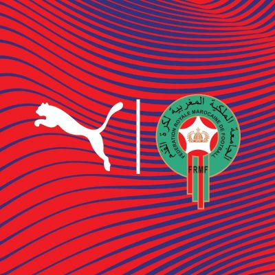 Puma nouvel equipementier du Maroc