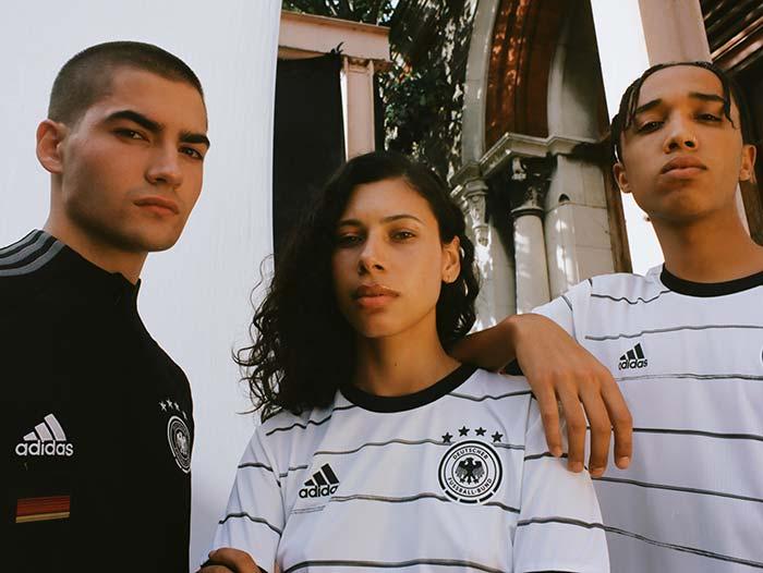 Allemagne Maillot de Foot Euro 2020