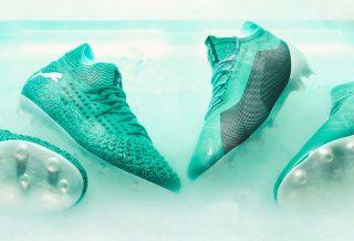 Puma Football présente le Winterized Pack pour vaincre le froid en hiver