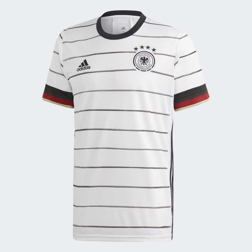 Euro 2020 Maillot Allemagne EH6105