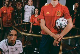 Euro 2020: Les Maillots des équipes nationales dévoilés par adidas