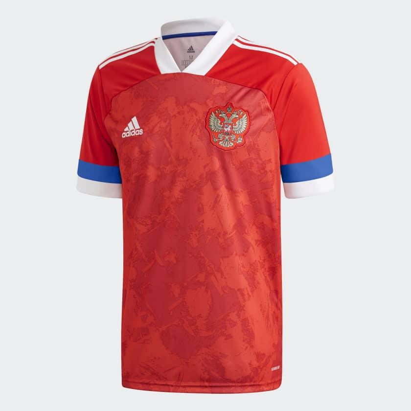 Euro 2020 Maillot Russie Domicile FK4440