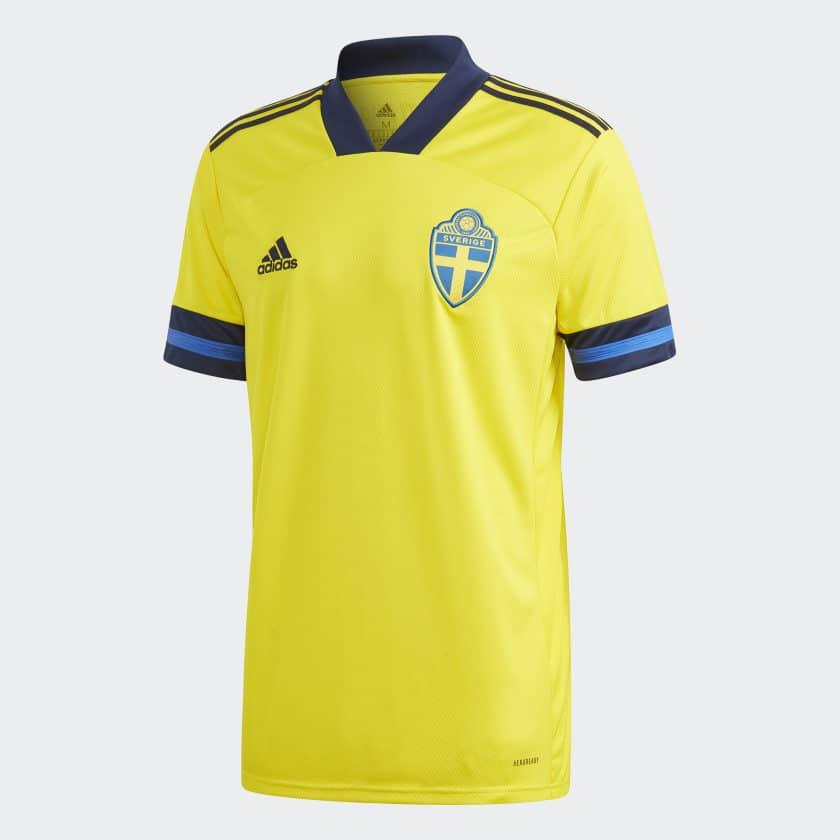Euro 2020 Maillot Suede domicile référence adidas -FH7620-HM1
