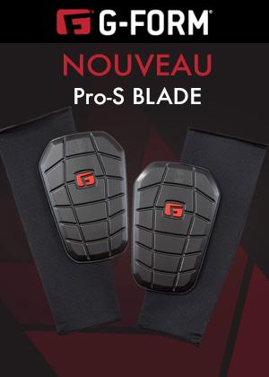Protèges-Tibias G-Form Pro-S Blade