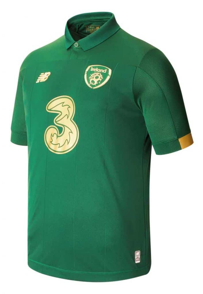 Ireland Maillot de Foot Domicile 2020 New Balance