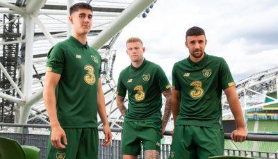 Irlande maillot de foot 2020 new balance