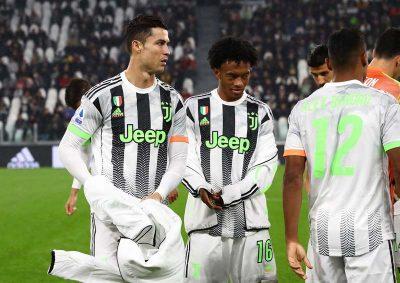 Juventus X Palace - quatrième maillot saison 2019-2020